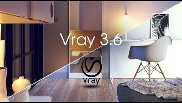 VRay 3.6 for SketchUp Crack