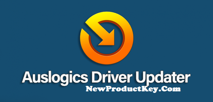 Auslogics Driver Updater Crack Key