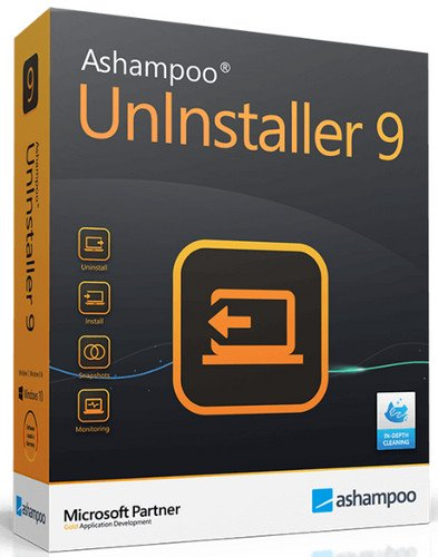 Ashampoo UnInstaller 9 Crack