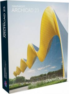 Graphisoft ArchiCAD 23 Crack