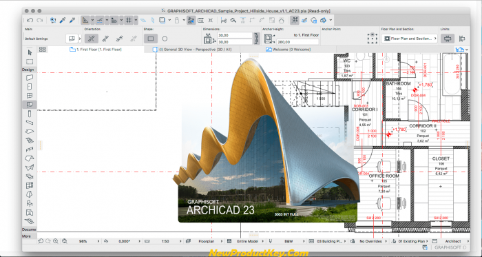 Graphisoft ArchiCAD Keygen