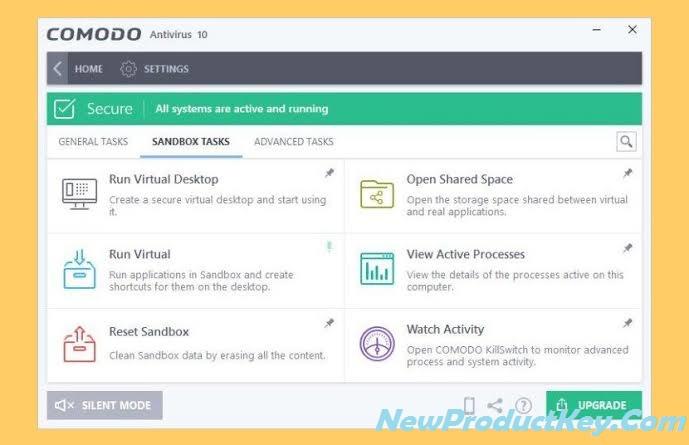 Comodo Antivirus 2020 License Key