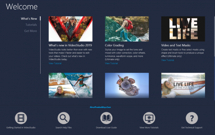 Corel VideoStudio 2020 Keygen