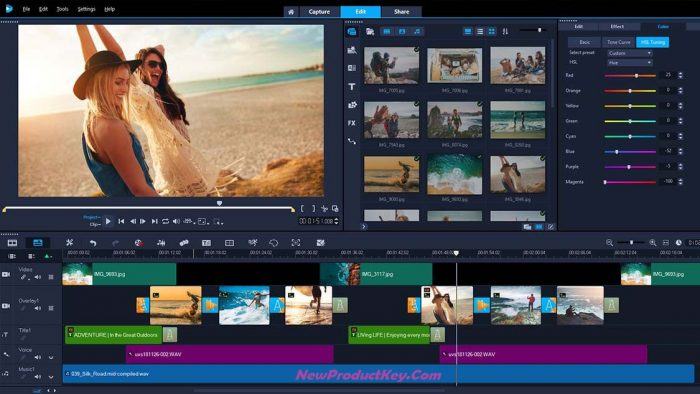 Corel VideoStudio 2020 Serial Key