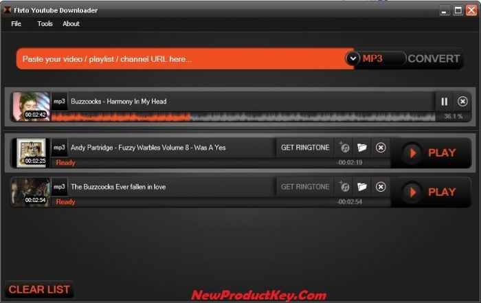 Flvto Youtube Downloader License Key