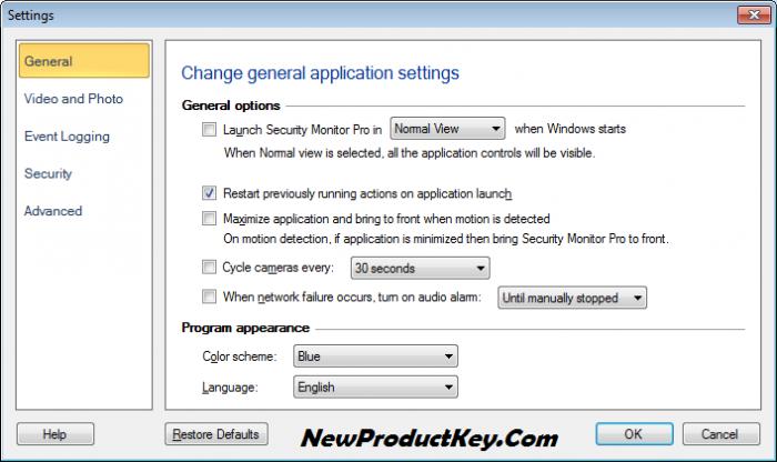 Security Monitor Pro Keygen