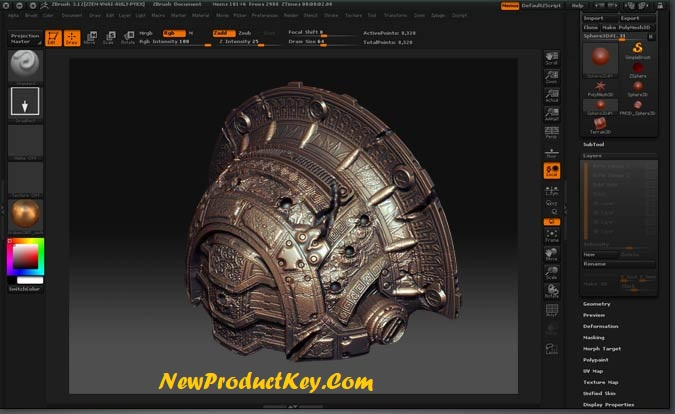 Pixologic ZBrush Activation Code
