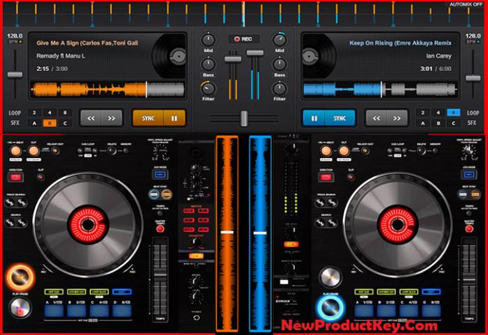 Virtual DJ Serial Number