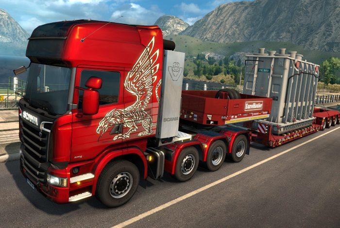 Euro Truck Simulator3 Crack