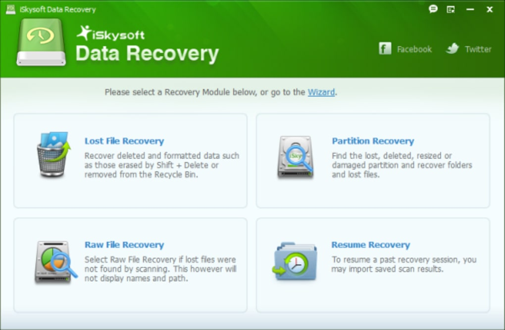 iSkysoft Data Recovery Cracked