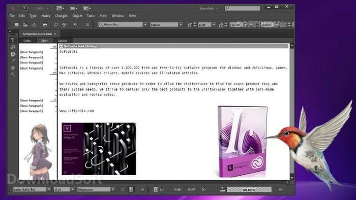 Adobe InCopy Full Crack
