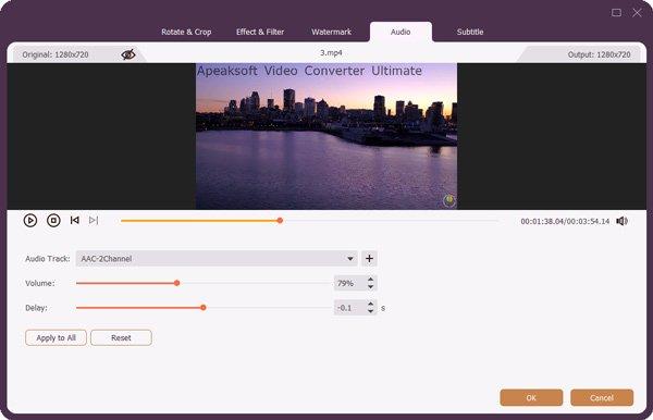 Apeaksoft Video Converter Ultimate Full Crack
