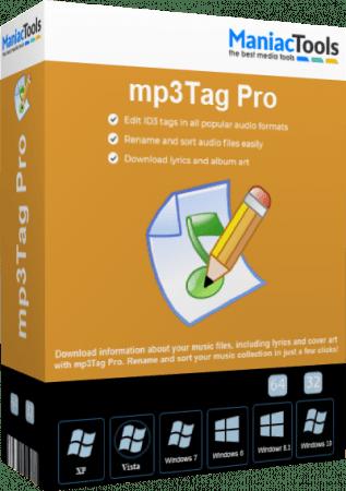 MP3Tag Pro Crack
