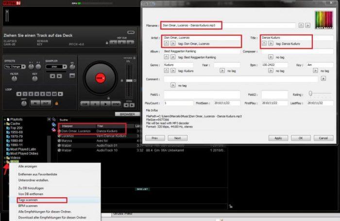 MP3Tag Pro Full Crack