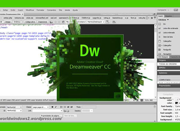 Adobe Dreamweaver CC Activation Key