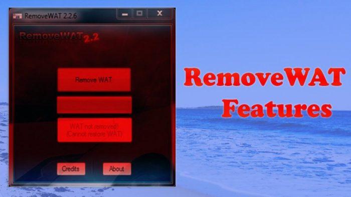 Removewat Serial key