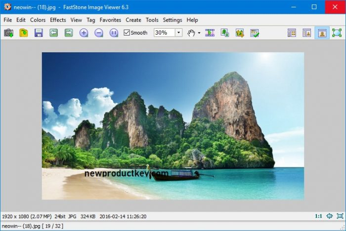 FastStone Image Viewer Full Crack